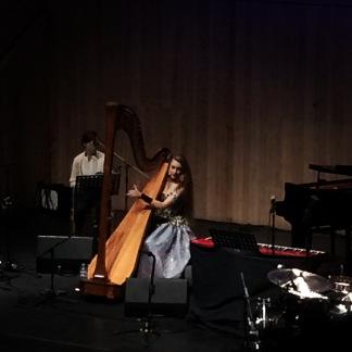 Joanna Newsom at The Albert Hall, Manchester