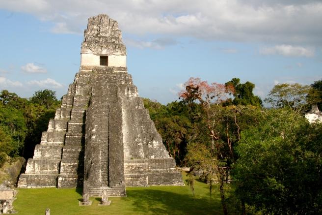 Jaguar-Temple-Tikal-Guatemala